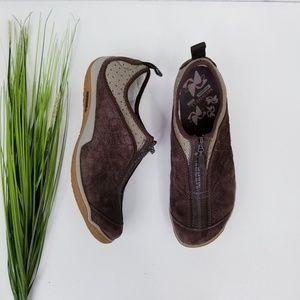 Merrell Women's 'Lorelei' Zip Fashion Sneaker